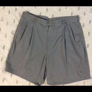 Other - Joseph A Banks men's size 40 gray cotton shorts.